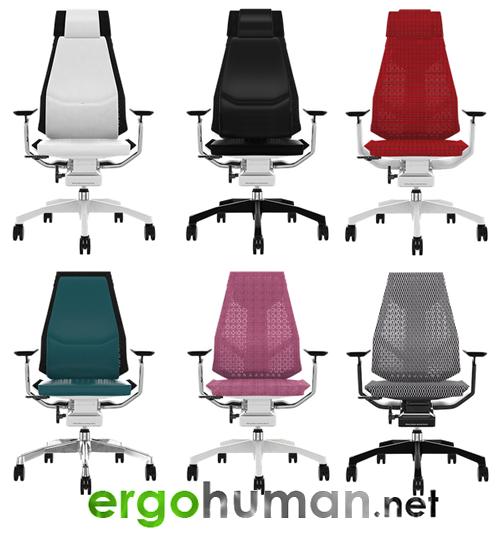 Genidia Ergonomic Office Chair